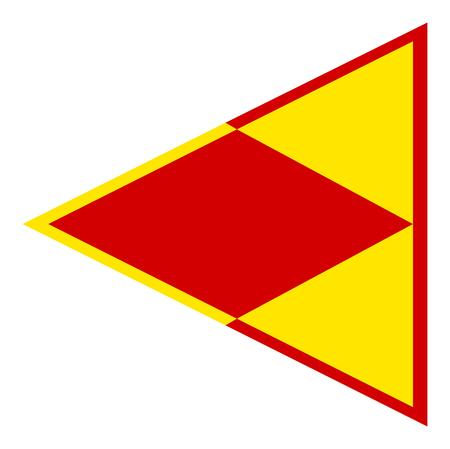 Macedonia country roundel flag based round symbol Фото со стока