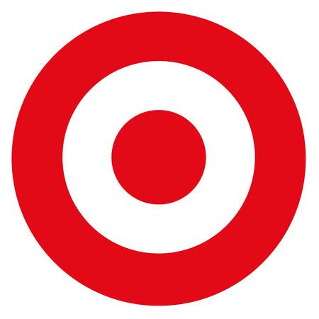 Turkey country roundel flag based round symbol