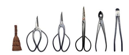 Japan bonsai art tool scissors kit