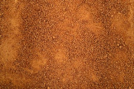 Coconut brown sugar  texture organic food pattern
