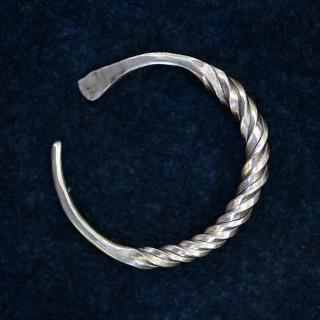 Dacia historic region kingdom ancient silver jewel
