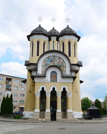 Drobeta turnu severin city romania saint george church landmark architecture Editorial
