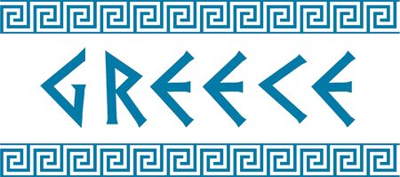 Greece country nation text name symbol