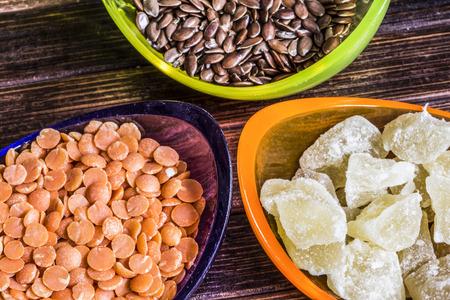 leguminosas: semillas y legumbres
