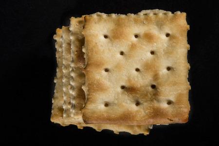 galletas integrales: crackers