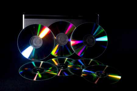 listened: cd and music boxes