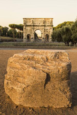 arc: arc of rome