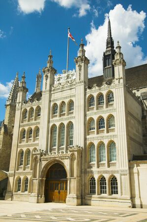 guildhall: The Guildhall, London