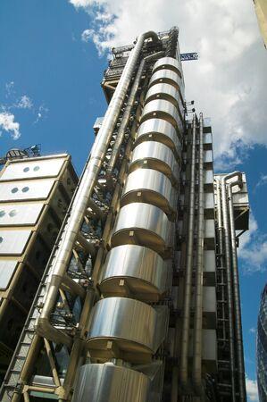 lloyd's: The Lloyds Building (London)