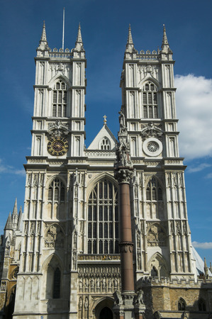 confessor: Westminster Abbey