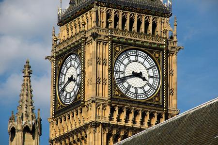 neo gothic: Big Ben Stock Photo