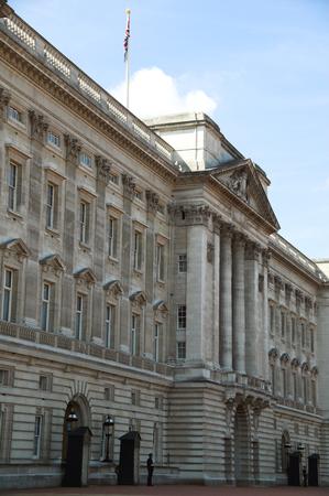 reign: Buckingham Palace Stock Photo