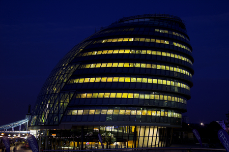 governing: City Hall is the governing seat of The Mayor Of London and The London Assembly