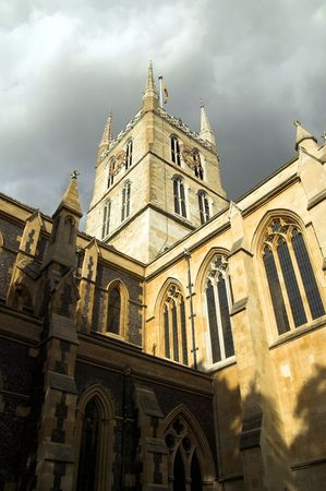 anglo saxon: Southwark Cathedral (London)