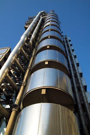 lloyds: Lloyds Building Stock Photo
