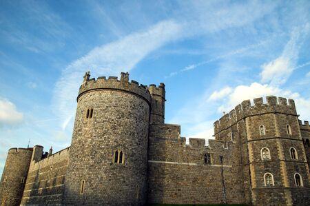 prince charles of england: Windsor Castle