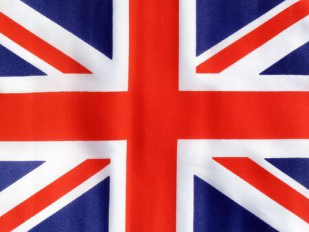 gewerkschaft: Flagge des Vereinigten K�nigreichs Lizenzfreie Bilder