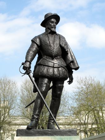 introduced: Sir Walter Raleigh 1552-1618 was a courtier to Elizabeth 11 who became a famous poet, buccaneer explorer and was reputed to have introduced tobacco and the potato to England