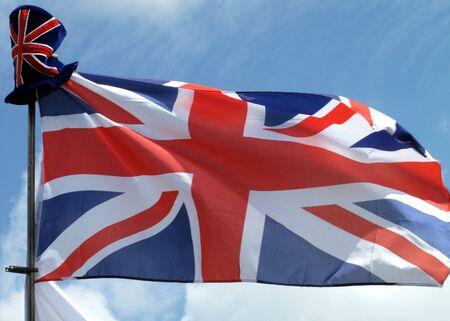 Flag of the United Kingdom Stock Photo - 5154516