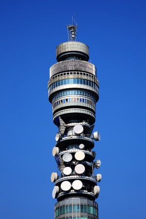 Communication Tower in London built in 1965 and was originally called The Post Office Tower which has a viewing platform and a revolving restaurant, both off which are now closed for security reasons