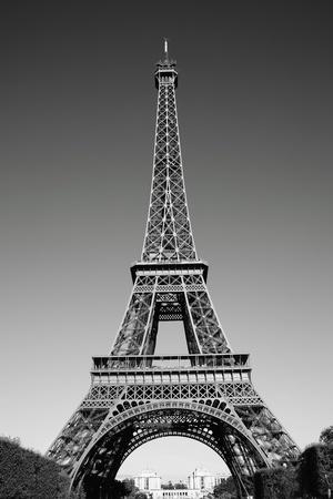 la tour eiffel à la champ-de mars à paris, en france, ce qui est à