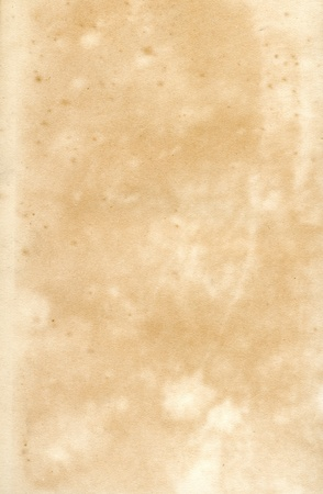 ephemera: Old vintage early19th century old  textured paper document background Stock Photo
