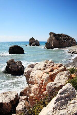 afrodite: Roccia di Afrodite