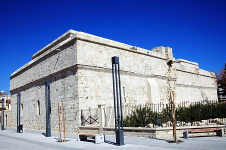 13th century: The 13th century fort at the harbour in Limassol, Cyprus, now houses the Cyprus medieval Museum