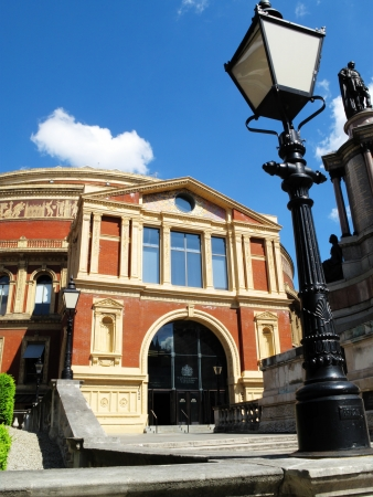 music venue: The Royal Albert Hall, Kensington, London, England, built 1867-71 to commemorate the death of Queen Victoria s beloved consort Prince Albert  It is the leading opera and classical music venue in The UK and is the home of the Proms