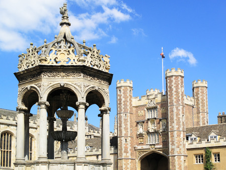 cambridgeshire: The College of the Holy and Undivided Trinity commonly known as Trinity College, is the largest of the colleges of Cambridge University  Founded in 1546 by Henry V111 it has nurtured 31 Nobel prize winners   Editorial