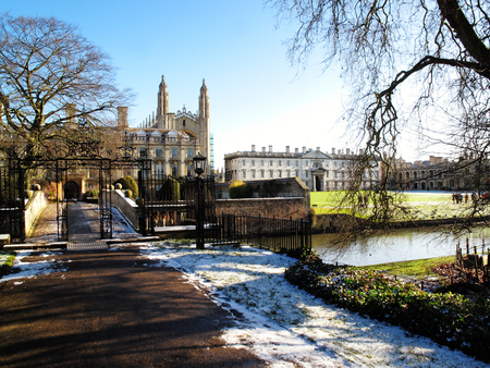 cambridgeshire: Kings College, Cambridge University, Cambridge, Cambridgeshire,England, UK, which was founded in the 15th century by King Henry V1