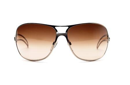sunglasses: Gafas de sol de fantas�a cumplan aislados en blanco