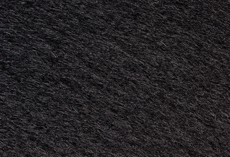 fibres: dark gray artificial fiber background Stock Photo