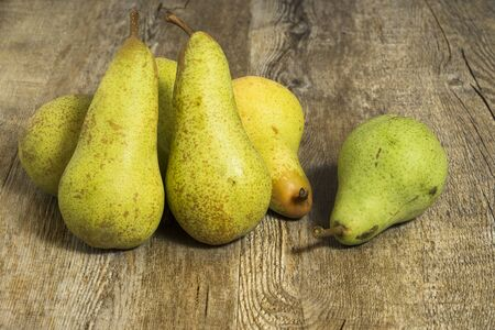 the abbot: Abate pears Fetel Stock Photo