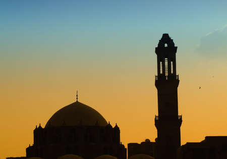 Small mosque in the centre of Cairo, Egypt Stock Photo - 4859027