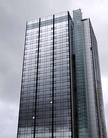 One of the twin gothia towers situated in Gothenburg, Sweden. photo