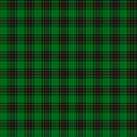 A seamless patterned tile of the Clan Ged tartan.