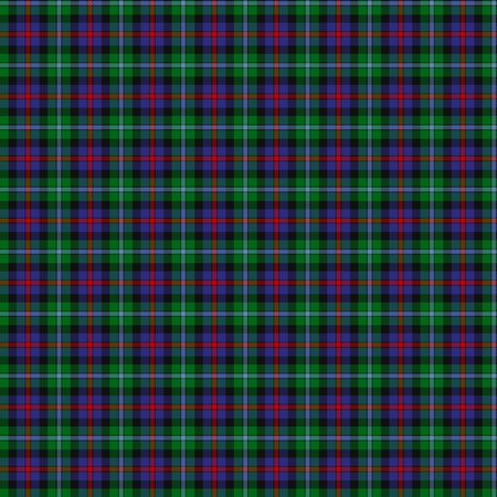 A seamless patterned tile of the clan Campbell of Cawdor tartan.