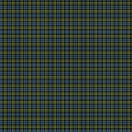 A seamless patterned tile of the clan Campbell tartan.