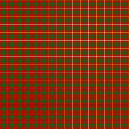 一族ブルース タータンのシームレスな模様のタイル。