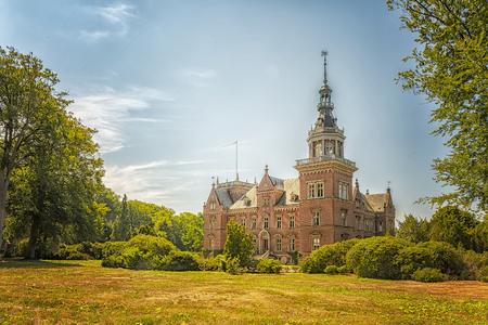 Kulla Gunnarstorp Castle is a castle in Helsingborg Municipality, Scania, in southern Sweden.