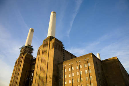 Battersea Power station stock Photo Stock Photo - 2331504