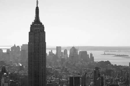 empire state building: New York, USA, holiday, 2008, city Editorial