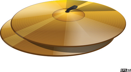 Cymbals: Cymbals Illustration