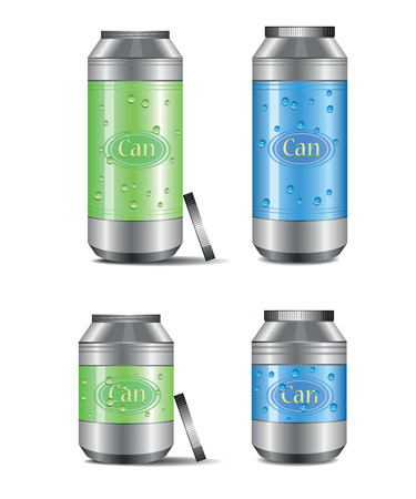 canned drink: Canned drink