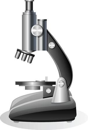 compound: Microscope Illustration