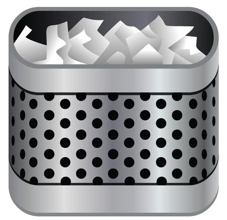 wastepaper basket: Recycle Bin