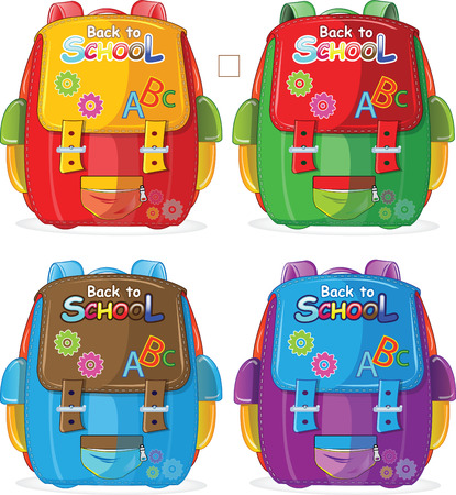 school backpack: School Bag
