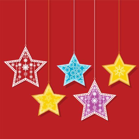 hvězda: Star - Vánoční
