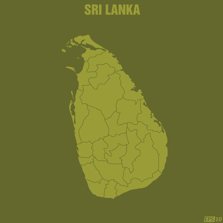 colombo: Sri Lanka Map